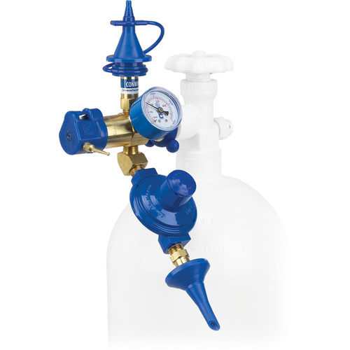 Precision Plus W/Push Valve #16150 - Each