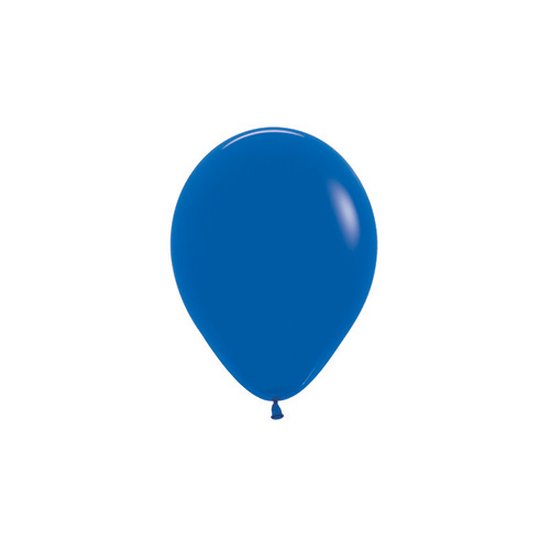 12cm Fashion Royal Blue (041) Sempertex Latex Balloons #206373 - Pack of 100