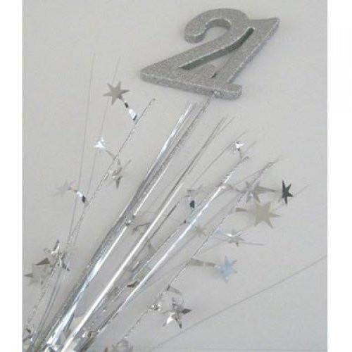 Foam Spray Silver Number 21 #207026 - Each