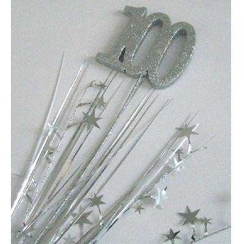 Foam Spray Silver Number 100 #207047 - Each