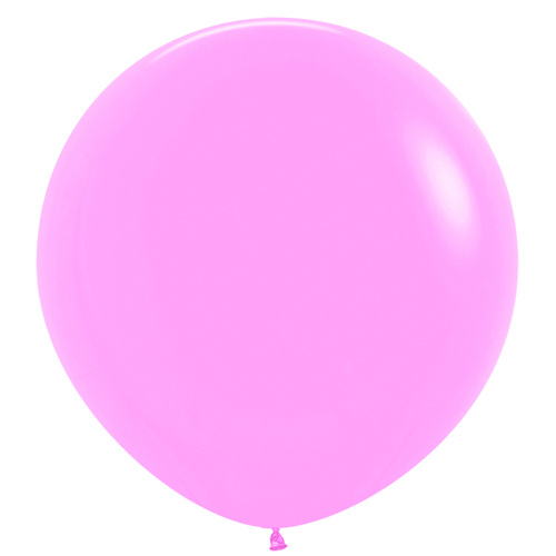 90cm Fashion Pink (009) Sempertex Latex Balloons #222711 - Pack of 3