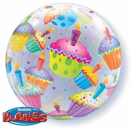 56cm Single Bubble Cupcakes #34407 - Each