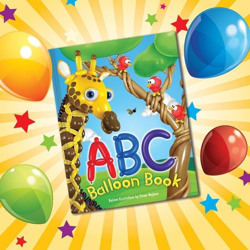 ABC Balloon Book #49876 - Each SPECIAL ORDER ITEM