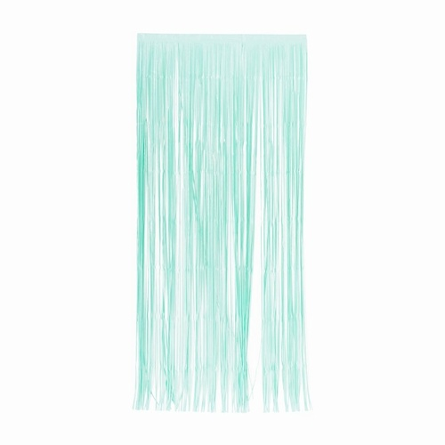 Matte Curtain Pastel Powder Blue #5350PB - Each (Pkgd.)