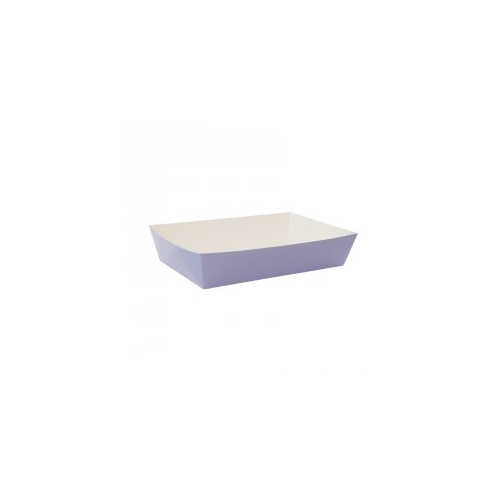 Paper Party Lunch Tray Pastel Lilac #6235PLIP - 10Pk