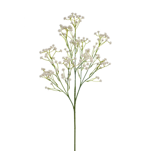 Babys Breath Spray White 59cm #FI8333WH - Each (Unpkgd)