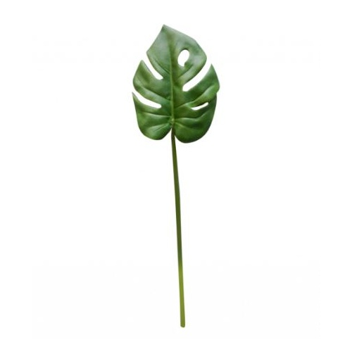 Monstera Leaf Green 56cml #S9972GRN - Each (Upkgd.)